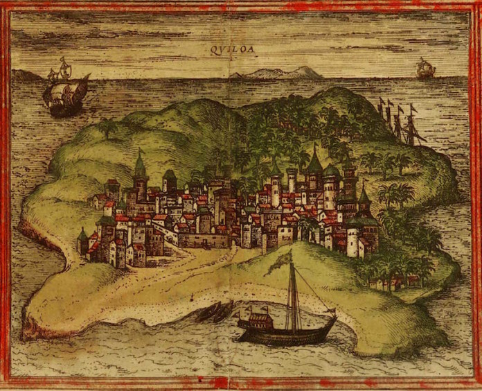 City of Kilwa, 1572
