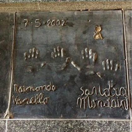 Walk of fame milano