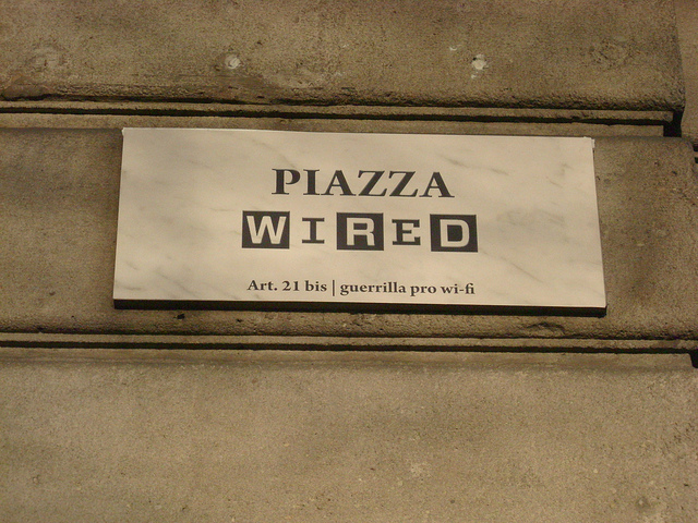 Piazza-Wired