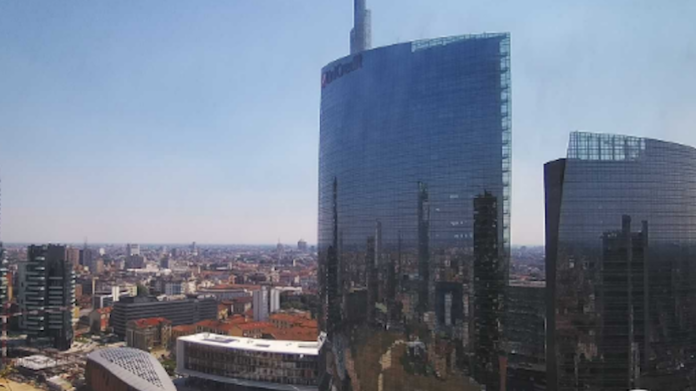 webcam bosco verticale