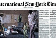 degrado roma - new york times