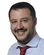 Matteo SALVINI - 8th Parliamentary term