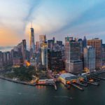 Lo skyline di Manhattan a New York, la numero uno tra le alpha cities