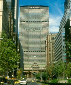Pan Am Building - New York