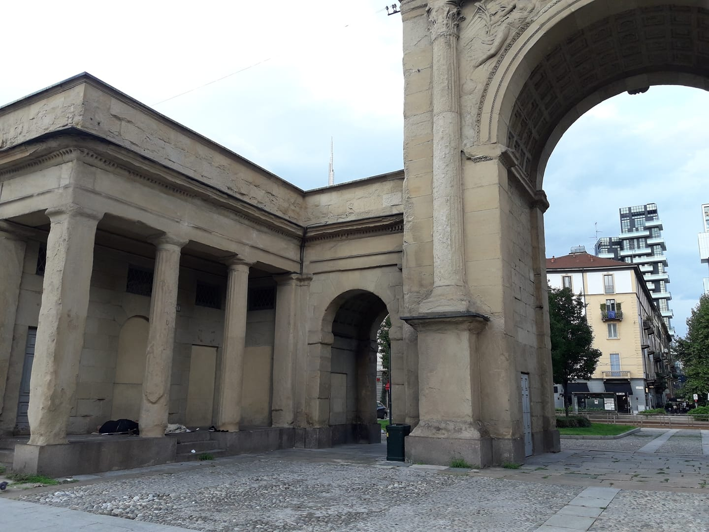 piazza gino valle
